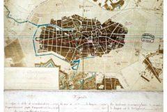 Copyright : Bibliothèque Numérique de Lille / Agrandissement de Lille en 1858