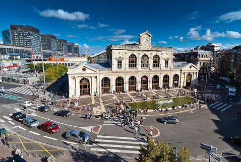 Gare de lille centre ville