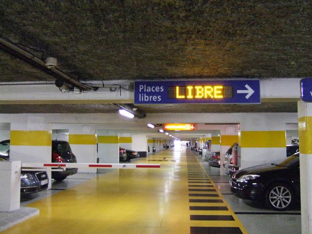 Les Parkings A Lille Zoom Sur Lille