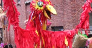 Samedi 19 mars 2011, nouvel édition à Lille du Carnaval de Wazemmes