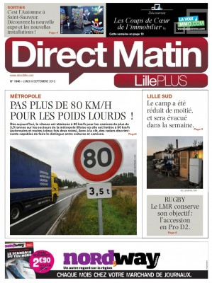 Direct Matin Lille Plus