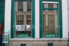 Façade Metronews Lille
