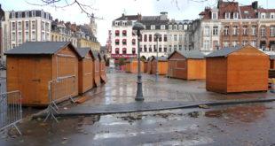 Le parking place Rihour sera fermé à partir du lundi 05 novembre 2012