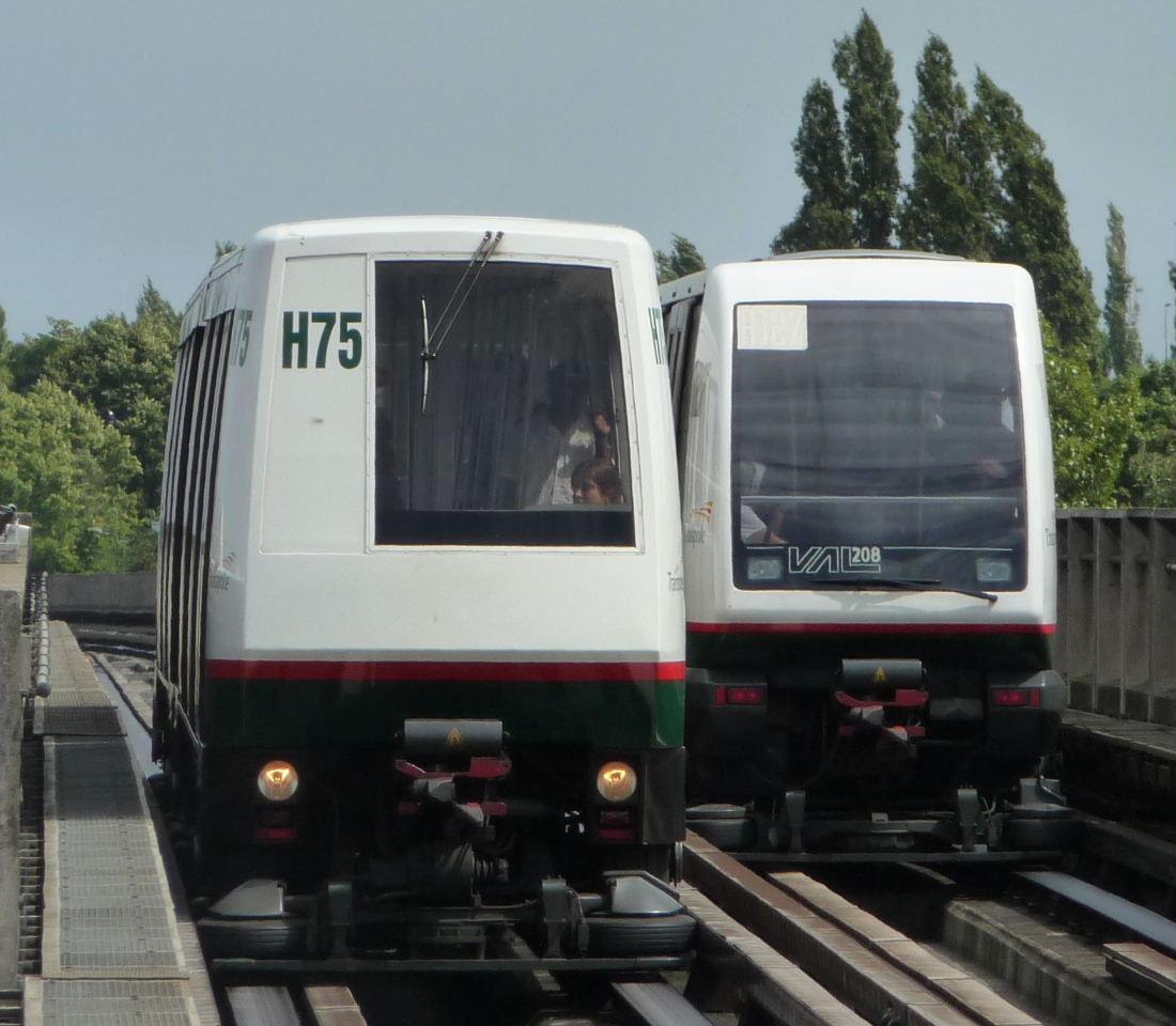 1er mai 2012 : pas de transport en commun à Lille