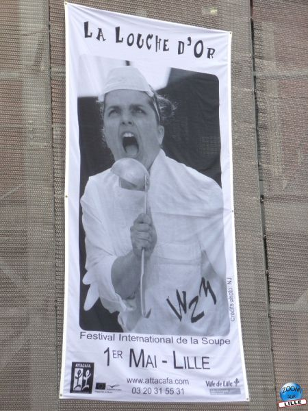 Le Festival International de la Soupe est de retour ce samedi 01 mai 2011