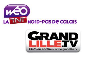 grand lille tv, wéo