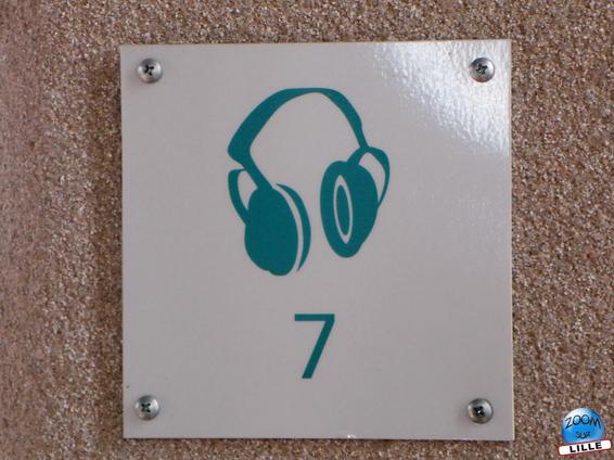 Visite du Beffroi de Lille - Numéro audio-guide - Copyright Zoom Sur LIlle