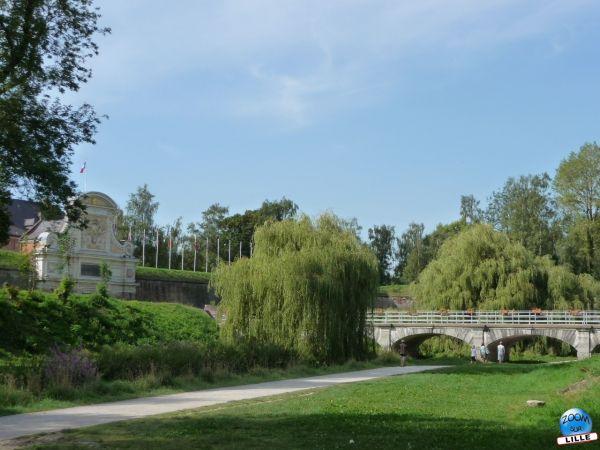 Porte Royale + Pont