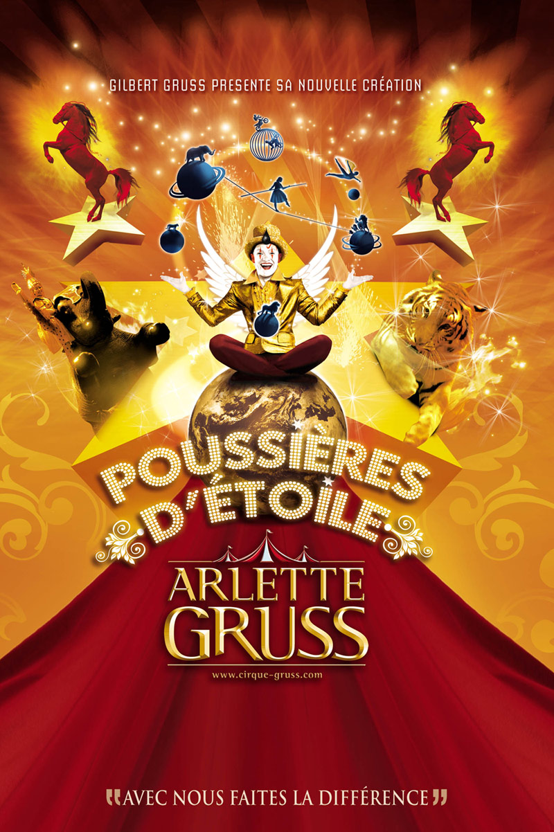 Copyright : Arlette Gruss - Poussières d'Etoile
