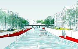 Plan Bleu : un Canal dans le Vieux-Lille !