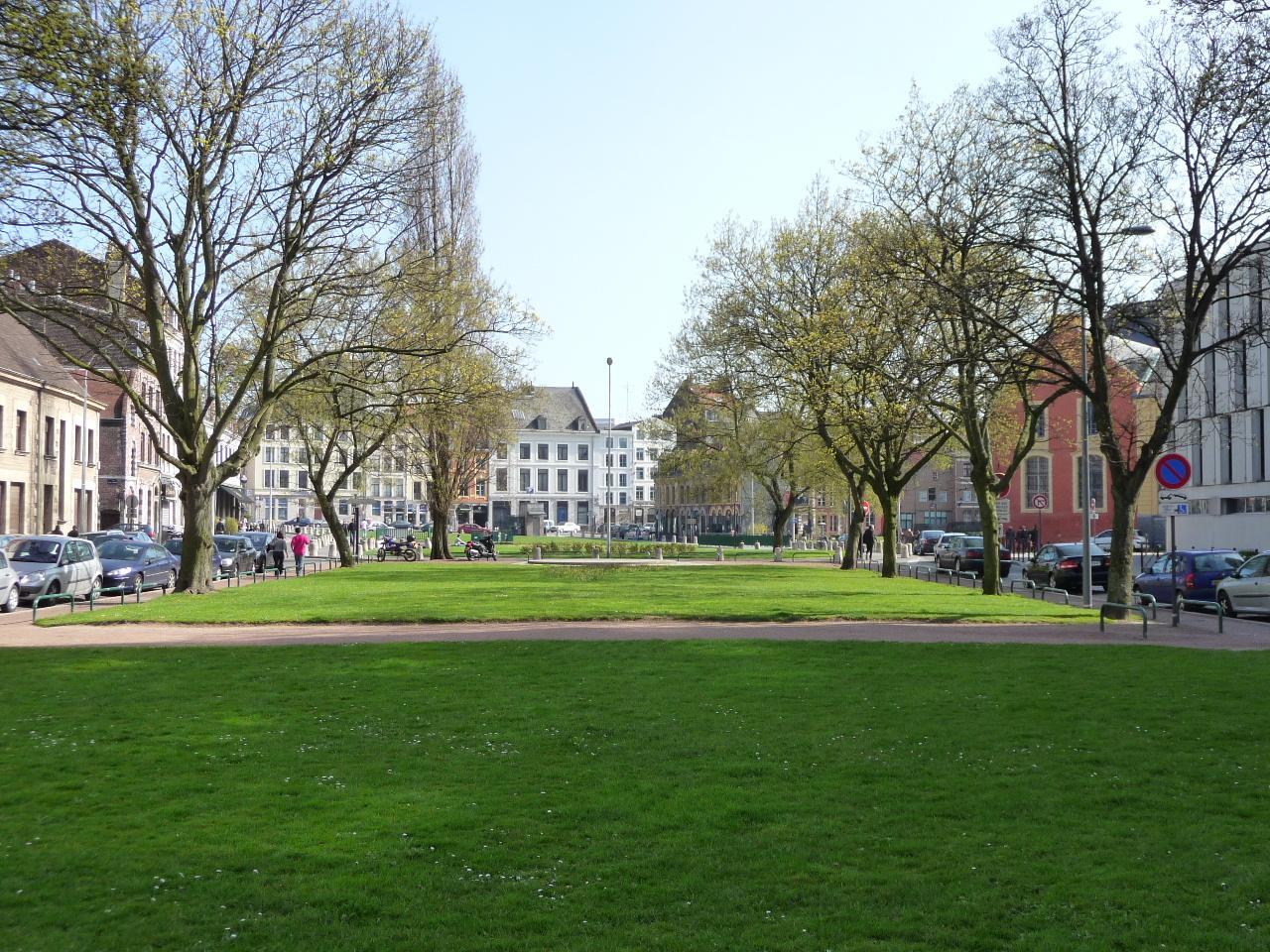 Copyright : Zoom Sur Lille / Avenue du Peuple Belge