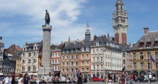 Lille obtient sa 3ème étoile au Guide Vert Michelin
