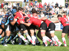 Copyright : LUC Rugby / Match de Rugby