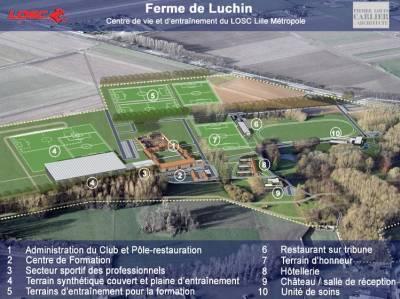 Copyright : DR - NBA DREAM / Le Domaine de Luchin
