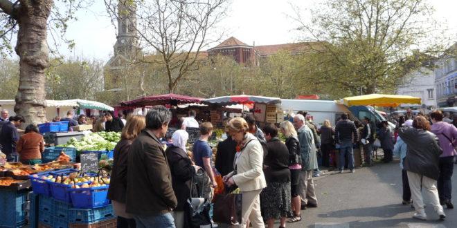 [Covid-19] Réouverture des marchés de plein air à Lille, Lomme et Hellemmes à partir de ce mardi 31 mars 2020