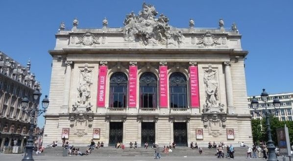 Visites Guidées De Loffice De Tourisme De Lille Du 24 Au 31 Mai 2017