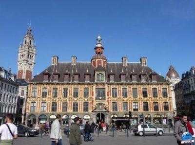 Du 19 au 25 août 2014, l'Office du Tourisme de Lille propose...