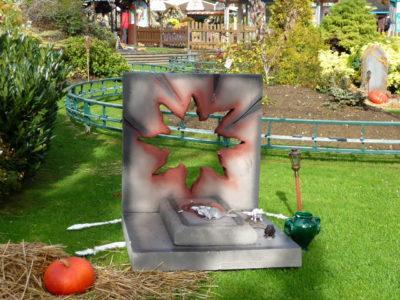 Le Parc des Poussins à Lille propose des animations Halloween du 27 au 31 octobre 2012