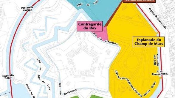 Le point sur l'avancée des travaux du Parc de la Citadelle de Lille