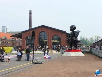 Copyright : Archive Zoom Sur Lille / Gare Saint Sauveur