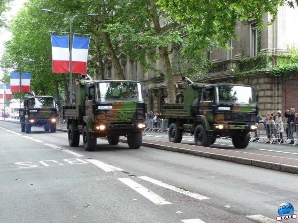 Copyright : Archive Zoom Sur Lille / Défilé Militaire