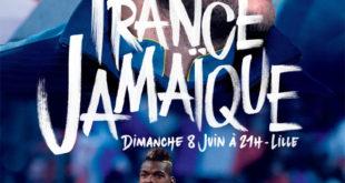 Le match France - Jamaïque sera diffusé sur TF1 ce dimanche 08 juin 2014