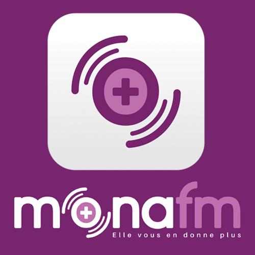 Logo Mona FM