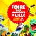 Foire aux Manèges de Lille 2014