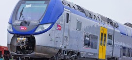 Visite de la 1ère rame Regio 2N Nord-Pas-de-Calais à la gare de Lille Flandre ce lundi 22 septembre 2014
