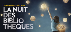 1ère édition de la Nuit des Bibliothèques à Lille ce samedi 18 octobre 2014