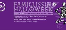 Concert d'Halloween par l'Orchestre National de Lille