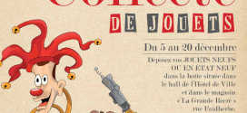 Collecte de Jouets à Lille du 05 au 20 décembre 2014