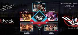 Finale Internationale des Hip Hop Games Concept au Grand Sud de Lille le 08 novembre 2014