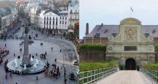 Visites guidées (Beffroi, City Tour, Grande Guerre,…) de l'Office de Tourisme de Lille du 18 au 25 mai 2016