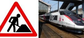 Gros travaux sur la ligne TGV Nord (Lille <>Paris) entre 2015 et 2021