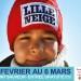 Lille Neige à la Gare Saint Sauveur de Lille du 06 février au 06 mars 2016