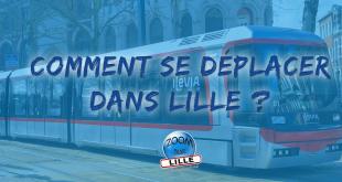 Comment se déplacer dans Lille ?