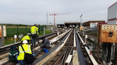 Pas de service Bus, Métro, Tramway sur le réseau Transpole