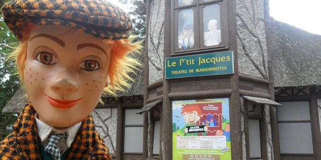 [Covid-19] Durant le confinement, le Théâtre de Marionnettes Le P'tit Jacques propose des vidéos, des coloriages et des histoires à écouter