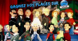 Gagnez vos places pour le théâtre de marionnettes « Le P'tit Jacques » à Lille