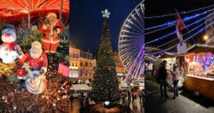 Fêtes de fin d'année 2016 à Lille