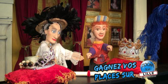 Le Théâtre de Marionnettes « Le P'tit Jacques » ouvre sa saison 2019 le dimanche 15 avril – GAGNEZ VOS PLACES