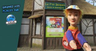 Le Théâtre « Le P'tit Jacques » ouvre sa saison 2018 le dimanche 15 avril