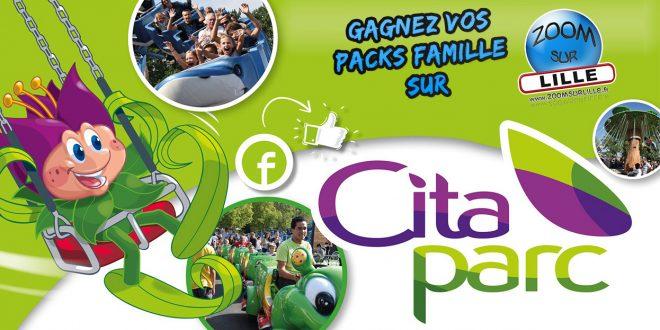 Gagnez vos tickets pour Cita Parc dans le Parc de la Citadelle de Lille
