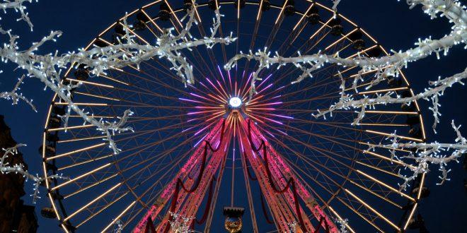 A l'occasion des fêtes de fin d'année, la Grande Roue ne tournera pas sur la Grand'Place de Lille
