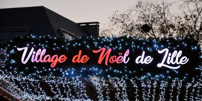 Village de Noël de Lille du 23 novembre au 30 décembre 2018