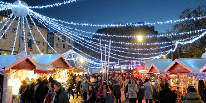 Village de Noël de Lille du 22 novembre au 29 décembre 2019