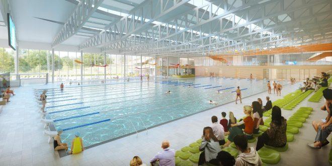 Une nouvelle piscine à Lille en 2021