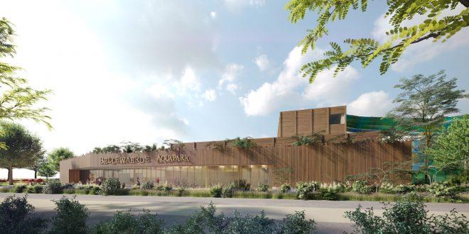 Le nouveau parc aquatique Bellewaerde Aquapark ouvrira ses portes le 01 juillet 2019