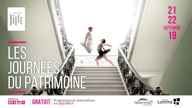 Journées du Patrimoine 2019 : Que Faire à Lille sans réservation ?